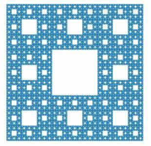 Ковёр Серпинского (Sierpinski Carpet)