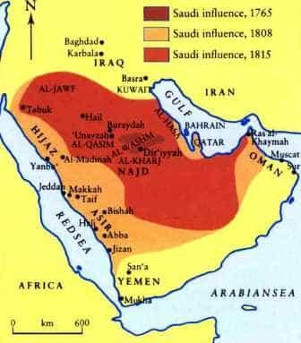 Ваххабизм стал одним из факторов распада Османской империи
